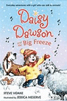 book cover of Daisy Dawson and the big freeze