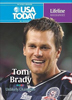 book cover of Tom Brady unlikely champion